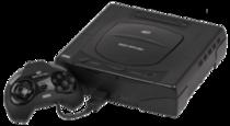 Sega Saturn Console